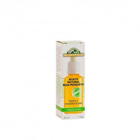 ACEITE NATURAL ROSA MOSQUETA 30ML